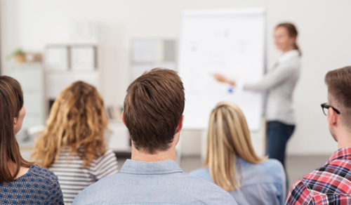 Schulungen und Coaching